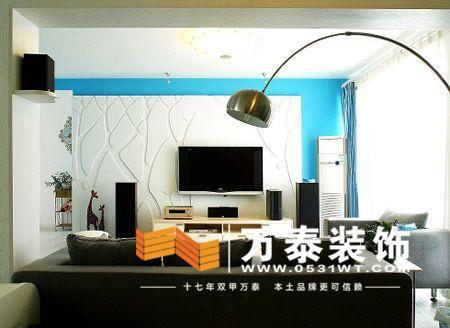 更重要的是客厅影视墙的装修和设计,不同风格的影视墙会带来不同的