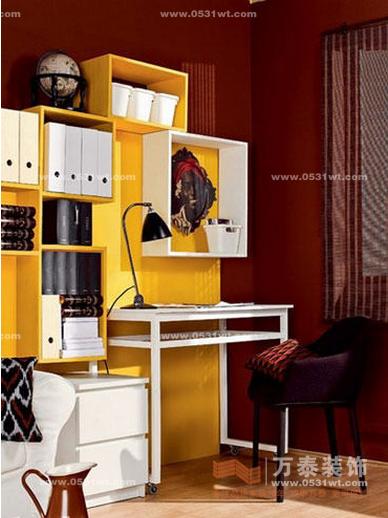 济南装修公司 12款秋冬温馨之家 暖色调客厅装修效果图