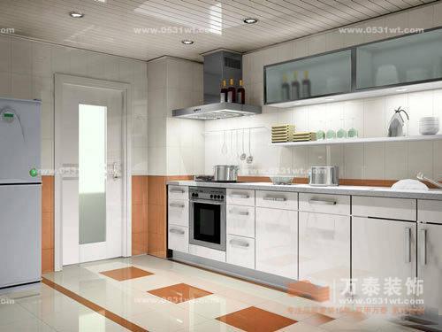 屋内厨房设计图片 农村