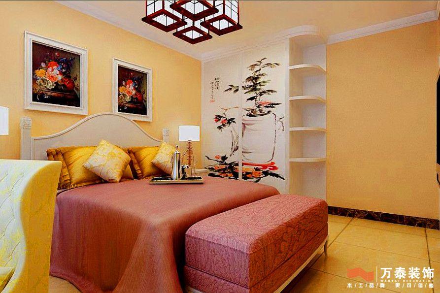 丰奥花园 三室两厅两卫 现代简约风格装修效果图欣赏