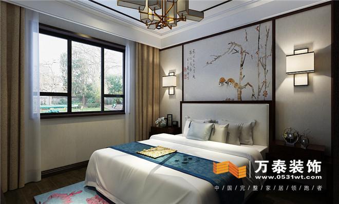 床头欧式风格花格板