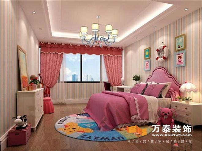 客厅地砖色带效果图
