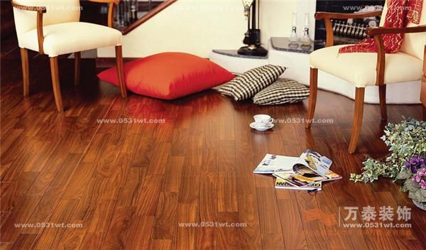 实木地板的材质分类!