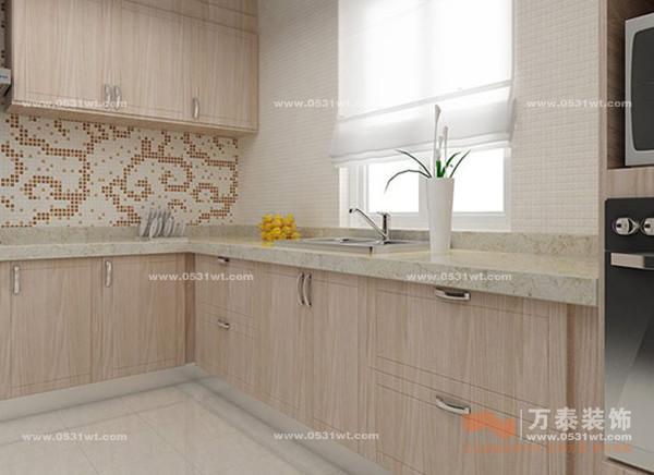 装修知识:厨房墙面瓷砖的巧妙搭配