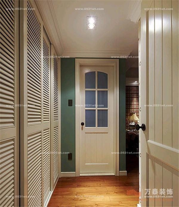 成品木门安装操作工艺流程
