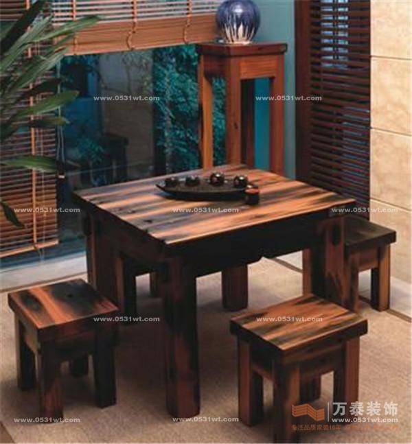 木制家具种类有哪些呢?_木工_济南万泰装饰