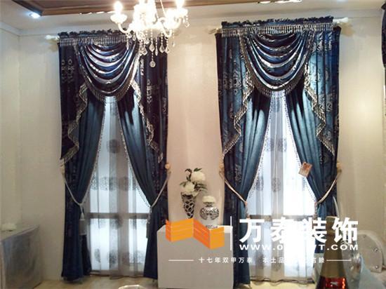 济南软装装饰:欧式窗帘装饰详谈!图片