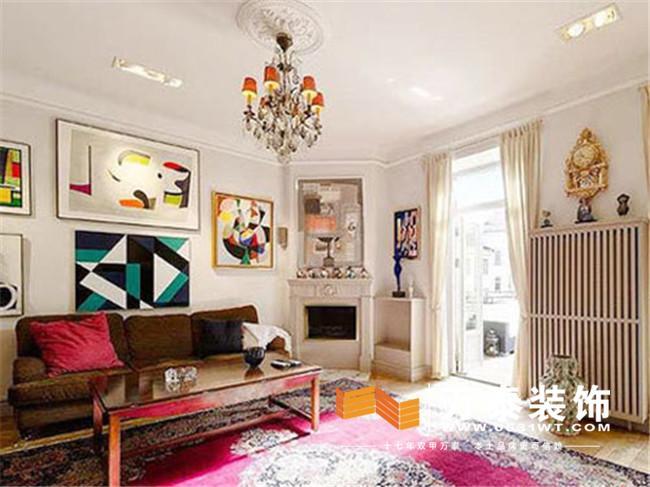 济南软装装饰:客厅装修季:家具摆放隐藏风水玄机