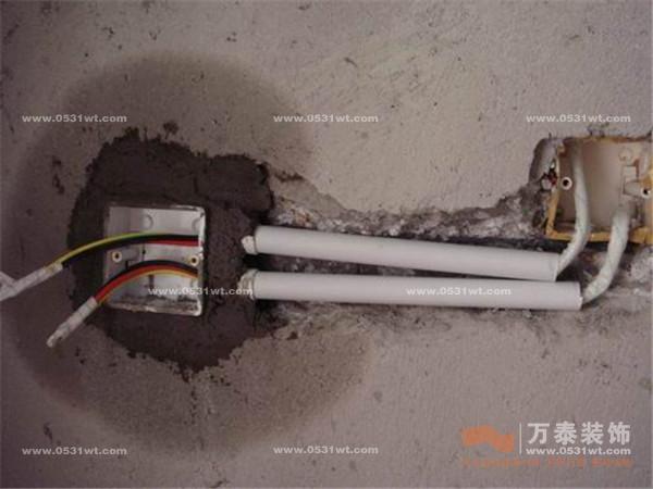 家庭装修水电安装的步骤和方法