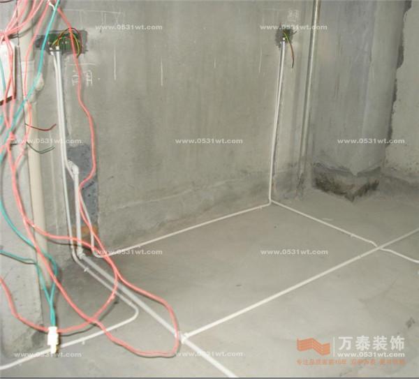 家装水电二次改造强电线路