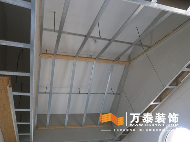 木工知识:碧桂园木工制作的施工现场