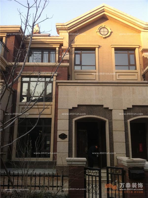 欧式古典别墅外观