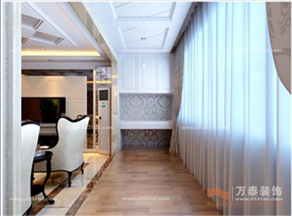 四建美林苑 170平 四室两厅两卫 现代简约装修效果图欣赏
