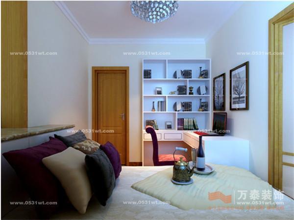 两室两厅一厨一卫现代简约装修效果图