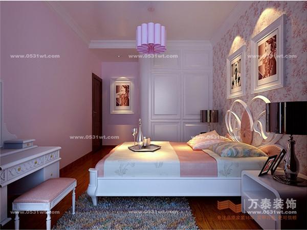 御园华府简约风格装修效果图 160平 三居室
