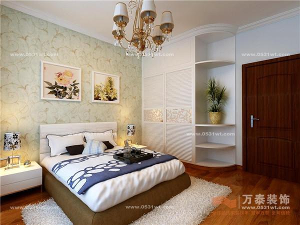 恒大金碧天下 260平别墅 新古典欧式风格装修效果图与实景