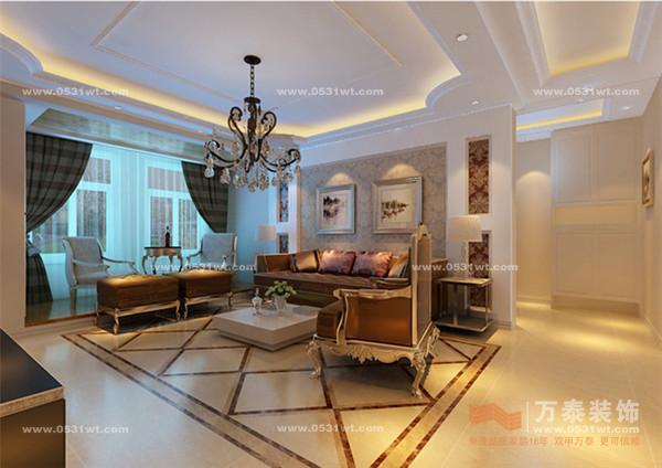 2013年经典装修设计风格欣赏欧式奢华风格效果图