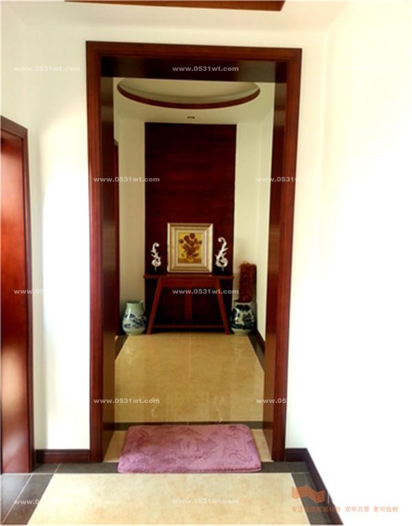 平 独栋别墅 新中式装修实景图欣赏