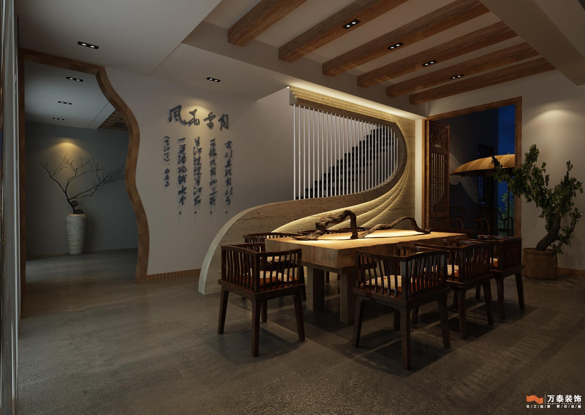 中式古典设计:   中式风格是比较自由的图片