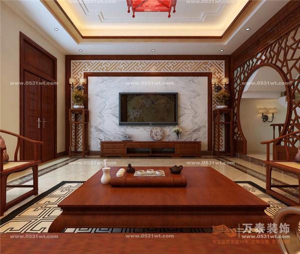 海国际别墅装修效果图分享