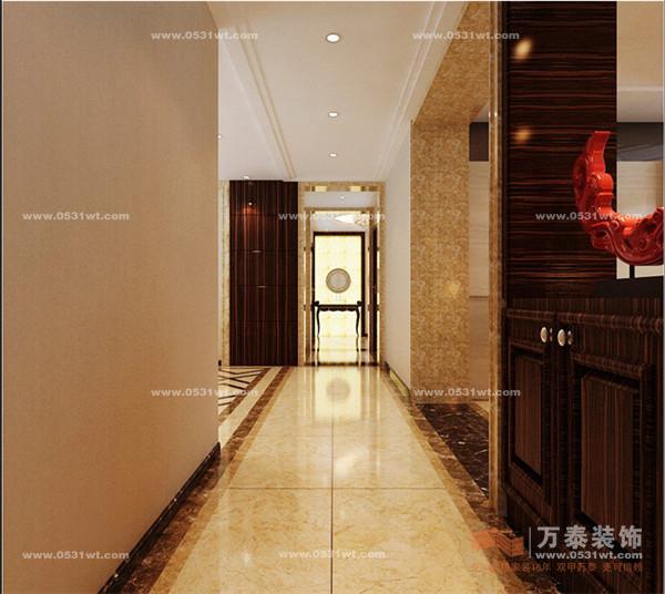 济南保利大名湖室内装修效果图 新古典主义风格