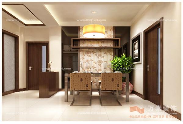 名士豪庭装修效果图——新中式风格装修_设计师案例