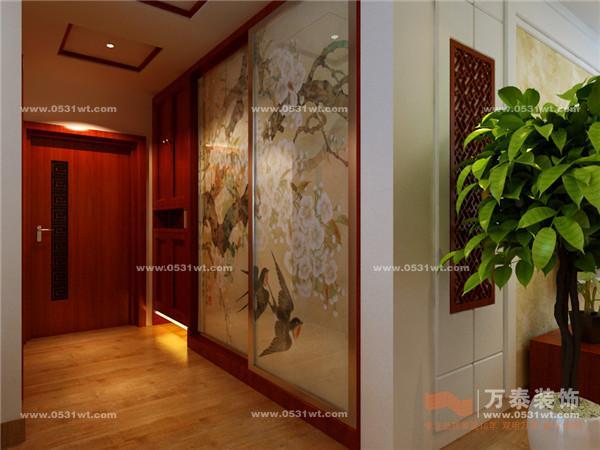 名泉春晓 现代简约风格装修效果图欣赏高清图片