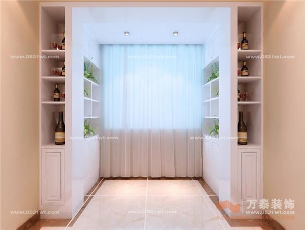 135平米房子简单设计图片