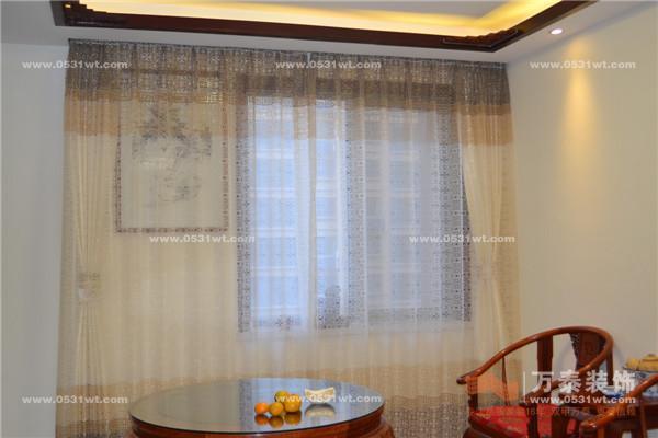 颐馨苑饰设计 中式风格装修实景和效果图高清图片