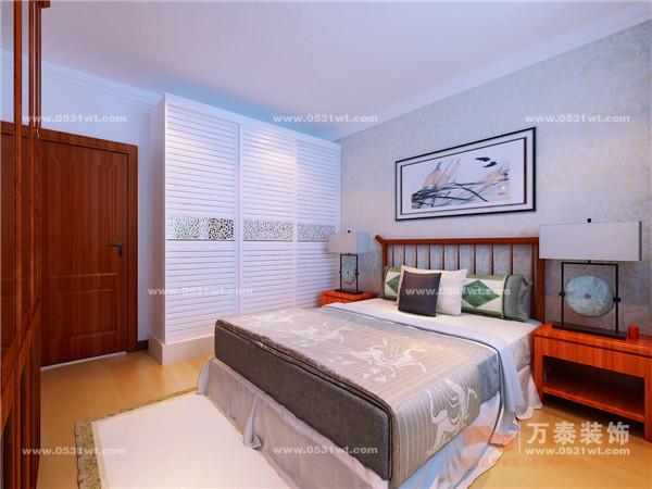设计 85平 简约中式风格装修效果图 室内装修欣赏 设计师案