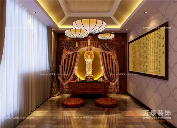 城750平米 奢华欧式装修效果图 设计师案例 万泰装饰