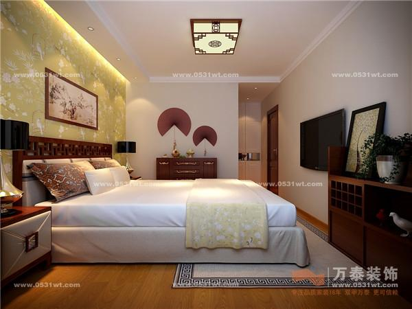 名士豪庭150平新中式丨名士豪庭装修效果图