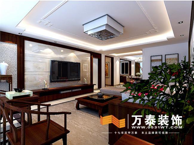 装修地点:中海国际社区 设计师:刘大伟 装饰风格:现代中式 面积:170平米 主营报价:8万加建材40万左右 设计说明: 本案例位于中海国际,现代中式装饰风格。现代中式风格,也被称作新中式风格,是中国传统风格文化意义在当前时代背景下的演绎;是对中国当代文化充分理解基础上的当代设计。新中式风格不是纯粹的元素堆积,而是通过对传统文化认识,将现代元素和其他元素结合在一起,以现代人的审美需求来打造富有传统韵味的事物,让传统艺术的脉络传承下去。 本案在房型结构上主要调整了进门玄关区域与中厅相连的空间划分,由于原结构
