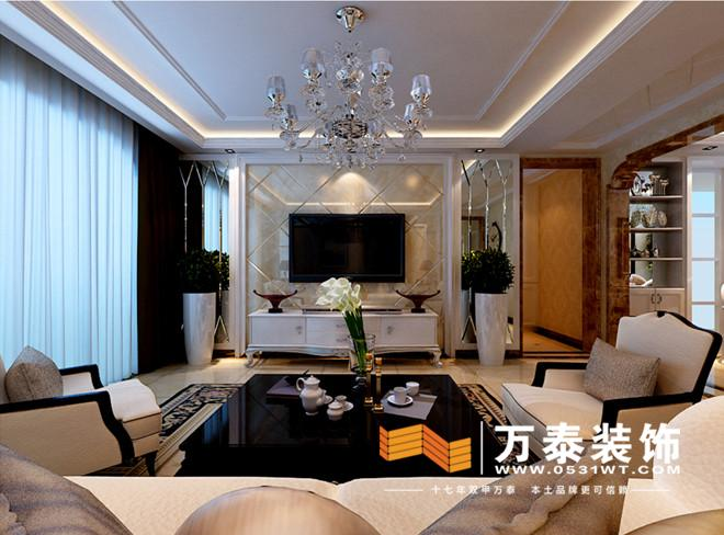 瓷砖走色带效果图客厅