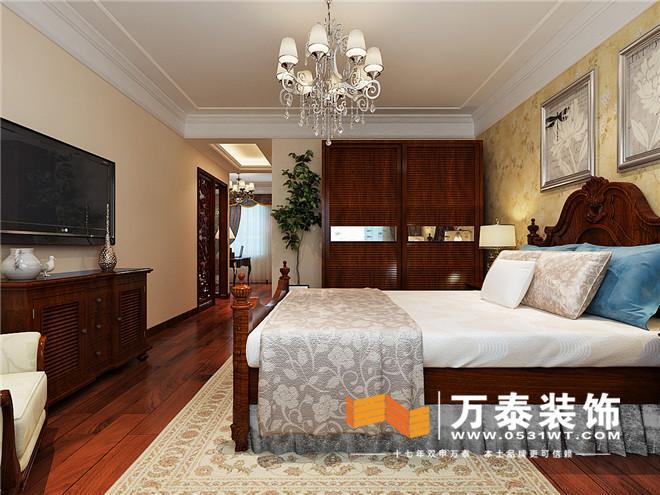 豫林嘉园古典欧式风格装修效果图丨豫林嘉园189平