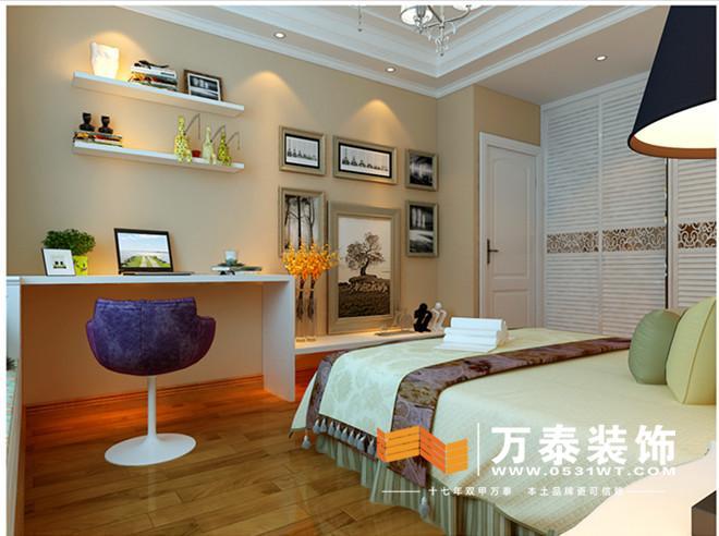 案例名称: 建设路老房子 户型介绍:平层两室两厅一卫   面积:110平米