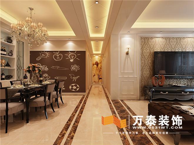豫林嘉园客厅装修效果图图片