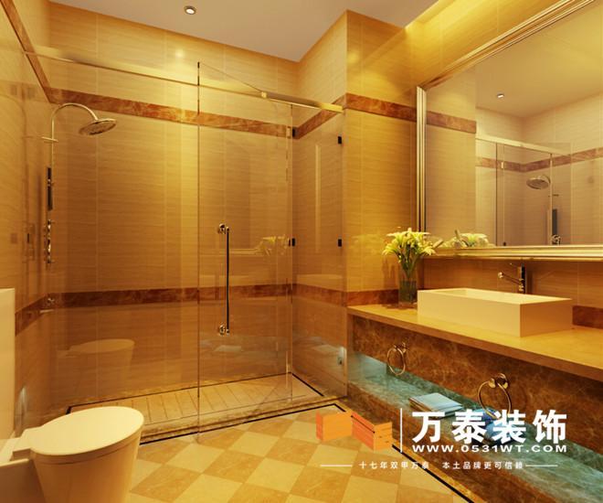 厕所 家居 设计 卫生间 卫生间装修 装修 660_550