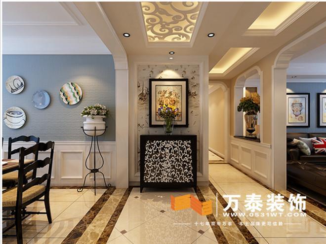 客厅的装修效果图: 案例欣赏完了,是不是很喜欢马工的设计呢?