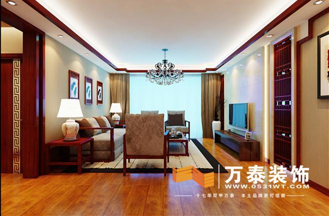 新中式风格,设计运用中式元素构成,搭配新中式家具,装饰品及中式色彩