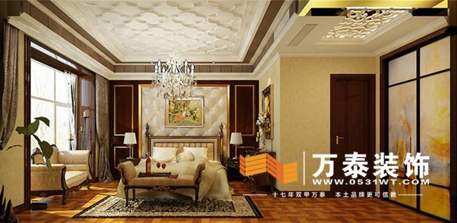 燕山樱园-次卧室的装修效果图