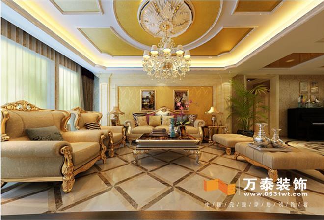舜兴东方-客厅的装修效果图