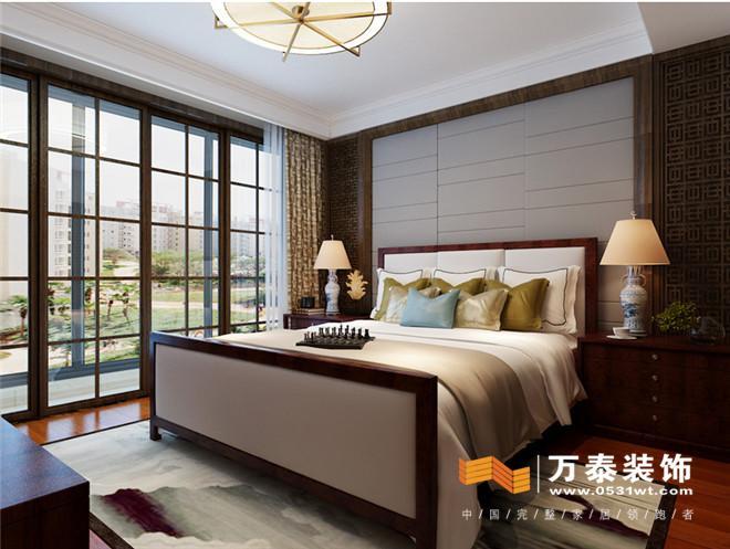 客厅影视墙选用幕布设计,让业主在家中也能时时体会到影院的视听享受.