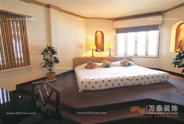 背景墙 房间 家居 设计 卧室 卧室装修 现代 装修 600_403