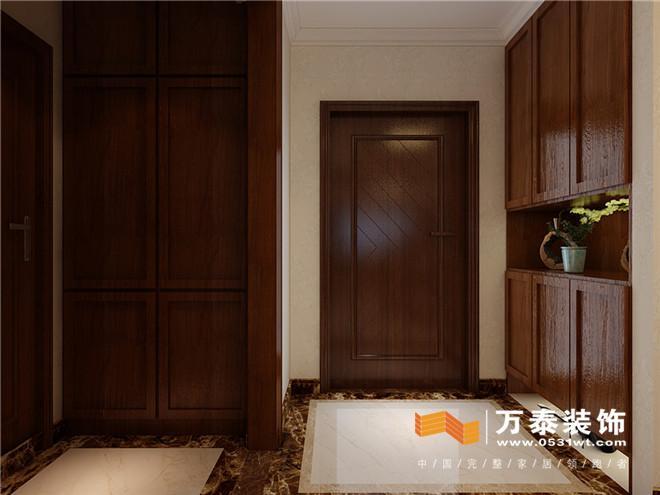 万泰装饰教您室内装修门的颜色该如何搭配_家具资讯